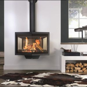 Wall Mounted Stoves
