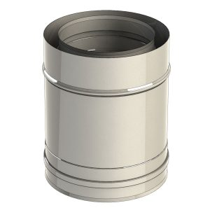 Stainless Steel Balanced Flue Chimney Pipes