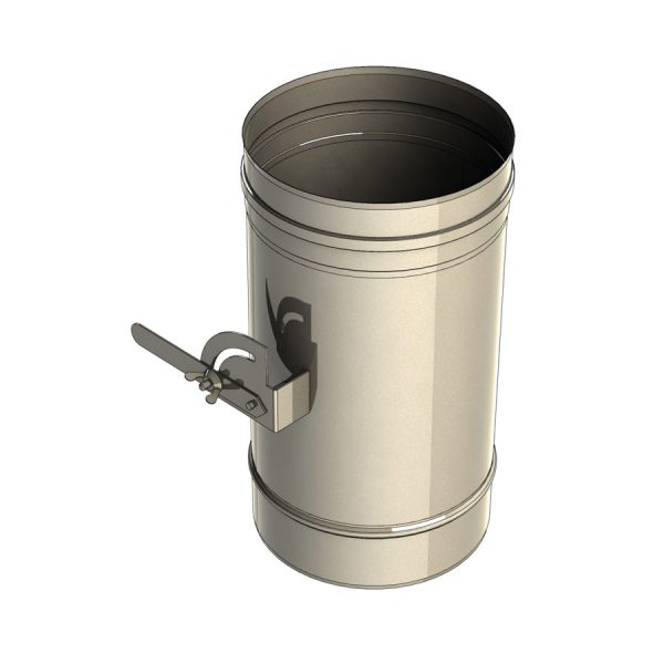 Stainless Steel Single Wall Chimney Pipes
