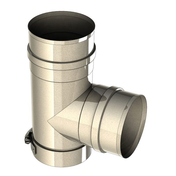 Pellet Stove Chimney Pipes