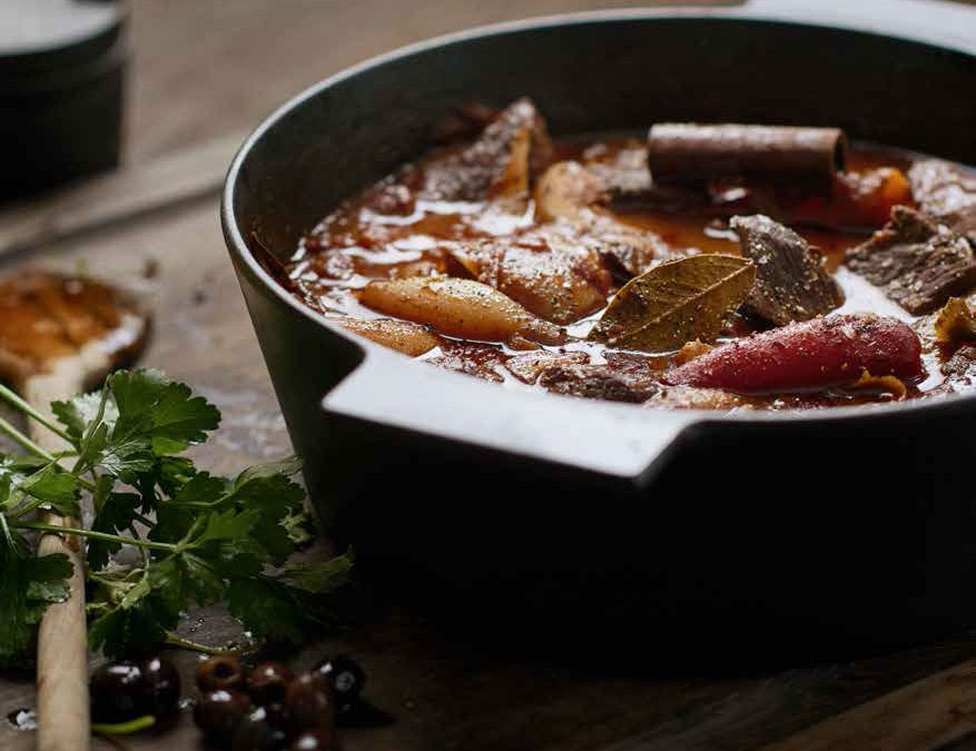 Stifado – Beef Stew Recipe